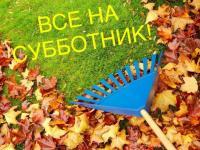 Ноябрьские субботники.