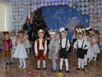 """Новогодний утренник во 2 младшей группе """"Колокольчик"""""""