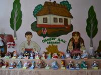 Выставка кукол-мотанок