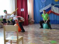"""""""День военно-воздушных шариков"""""""