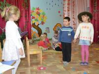 """Сюжетно-ролевая игра """"Детский сад"""""""